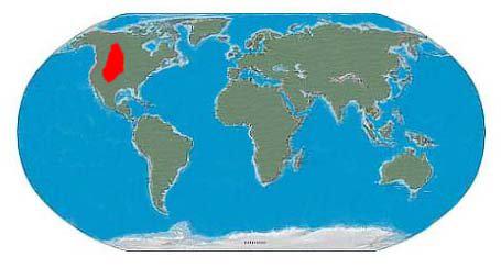 Dryosaurus fossil locations