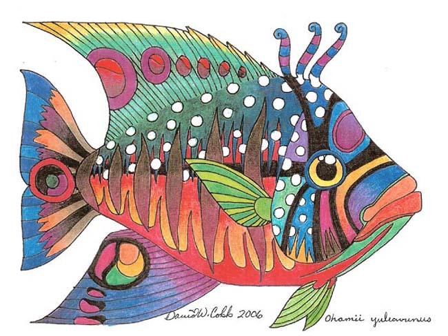 Fish by David Cobb