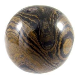 stromatolite sphere from the archaean